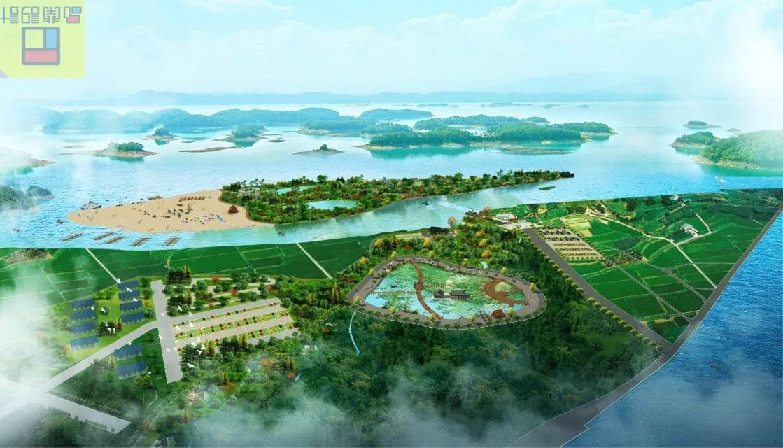 幼儿园校园学校运动场公园游乐园水上乐园效果图设计鸟瞰
