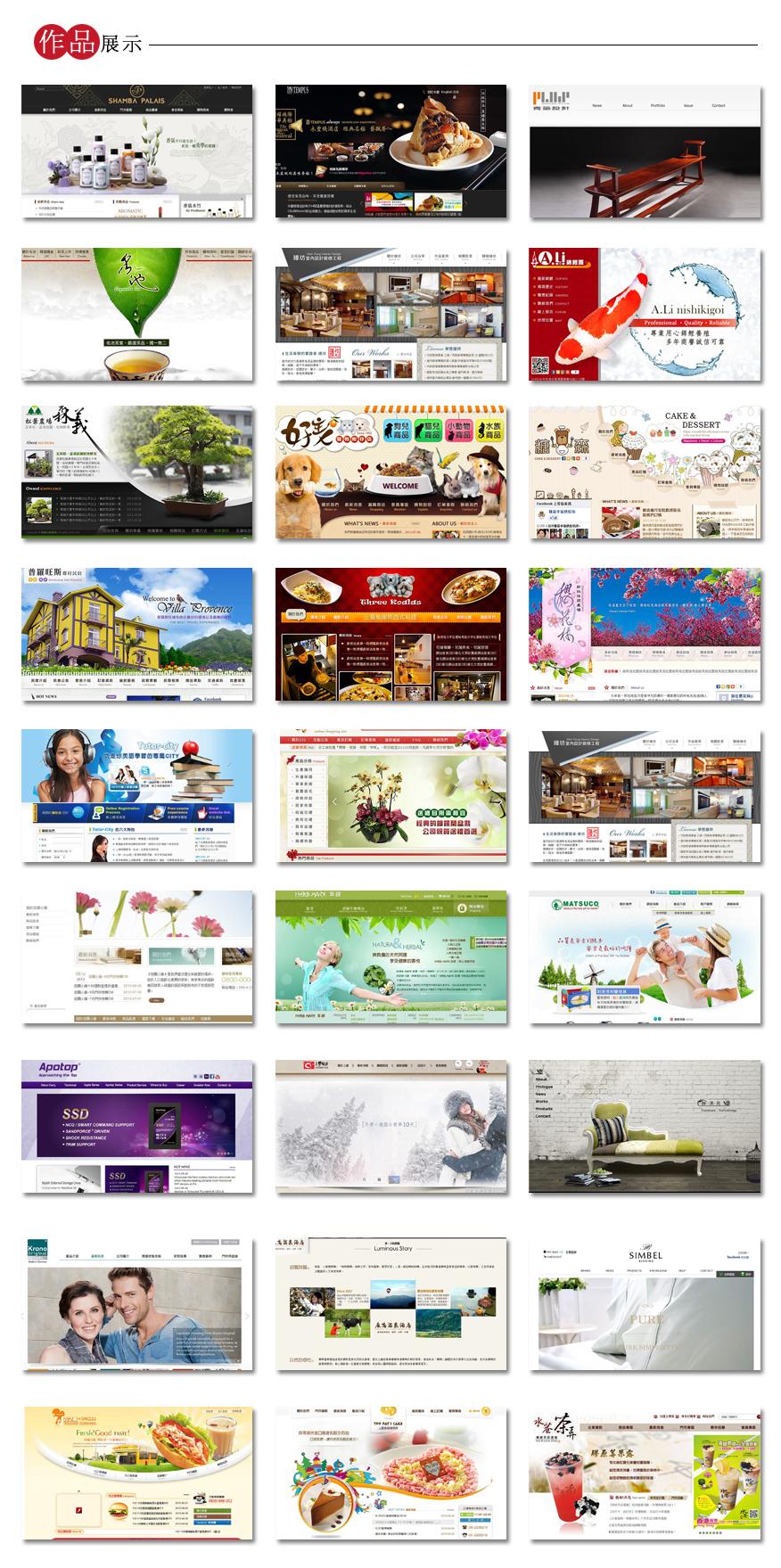 企业网站_企业网站商城网站仿制,仿站,质量保证,代码精减,运行流畅2