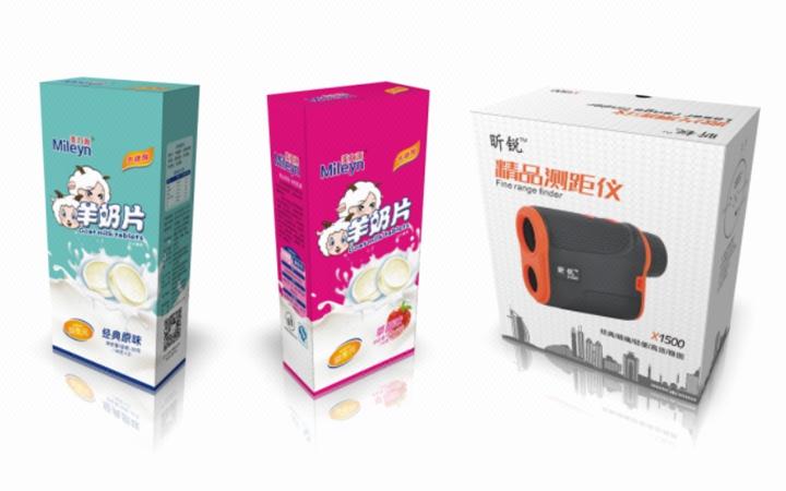 护肤品美妆美容水果粽子保健品包装设计纸箱纸盒礼盒包装袋手提袋
