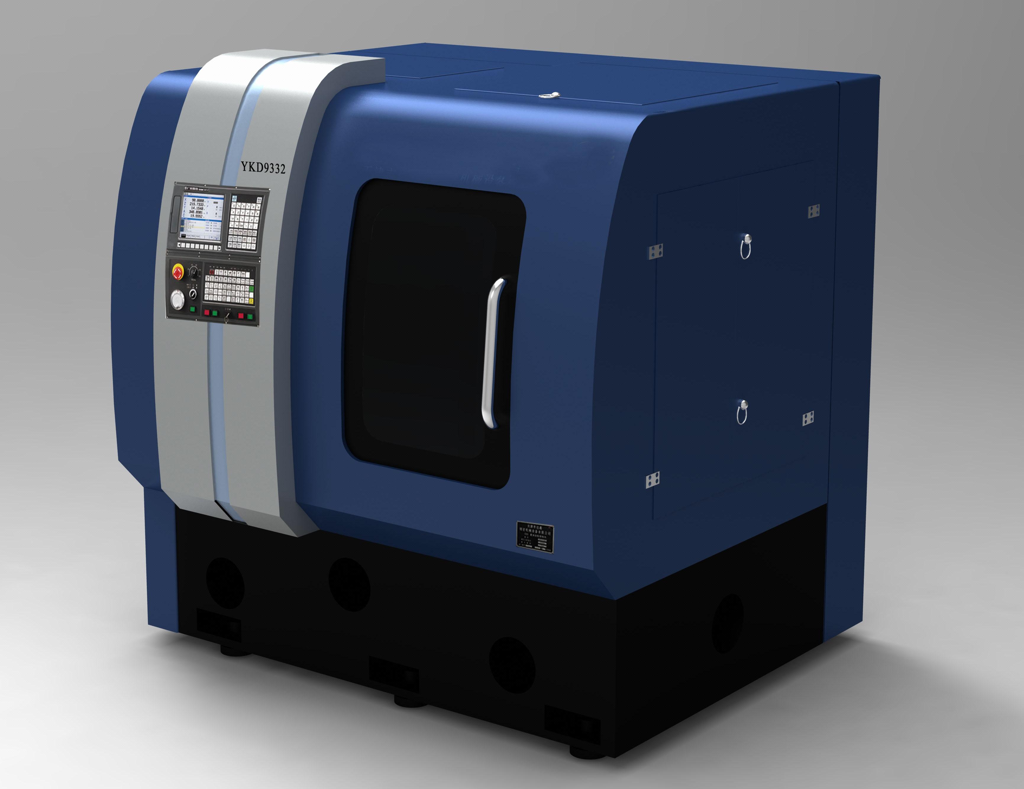 设备机床车床仪器仪表数控装置工业设计产品设计产品外观设计结构