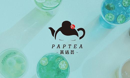 餐饮logo设计餐饮vi设计奶茶店饮品店甜品店咖啡店案例