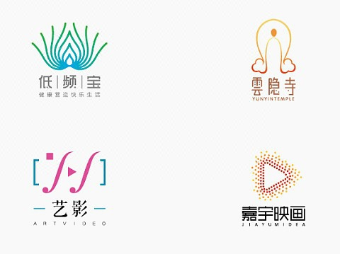 logo设计企业公司品牌商标标志图标卡通英文图形文字LOGO