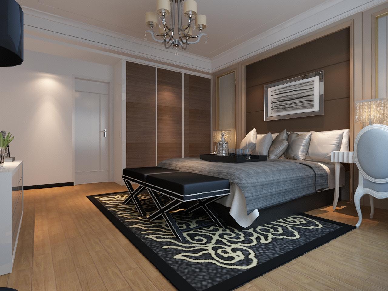 【李栋高端设计】效果图.装修设计室内设计家装设计新房设计3D
