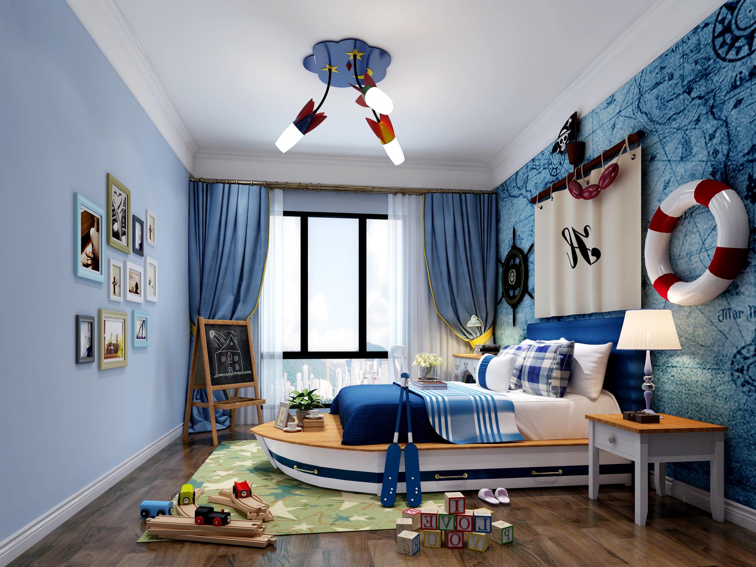 效果图装修设计室内设计自建房家装设计欧式风格新房装修二手房
