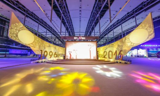 《恒大20周年庆典》大型活动拍摄
