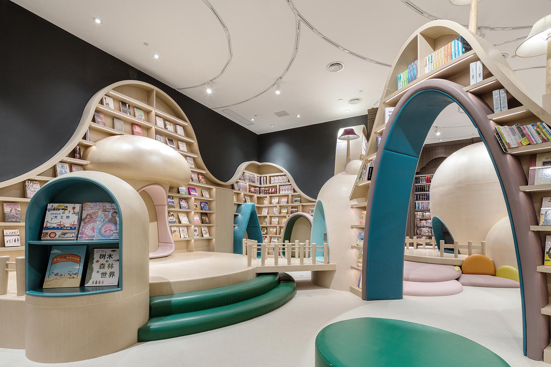 幼儿园效果图设计 舞蹈室设计 培训室设计 图书馆效果