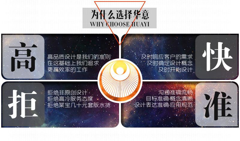 LOGO_【华意品牌设计】LOGO设计优质人气套餐,标志标识商标零售业3