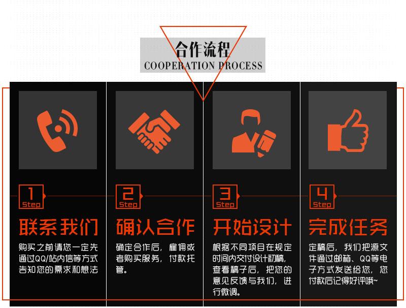 LOGO_【华意品牌设计】LOGO设计优质人气套餐,标志标识商标零售业7