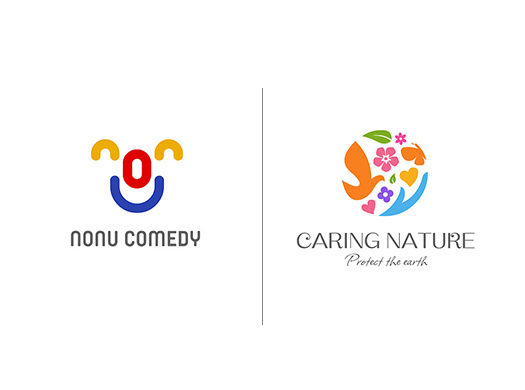 小猫Logo设计制作创意商标企业餐饮品牌