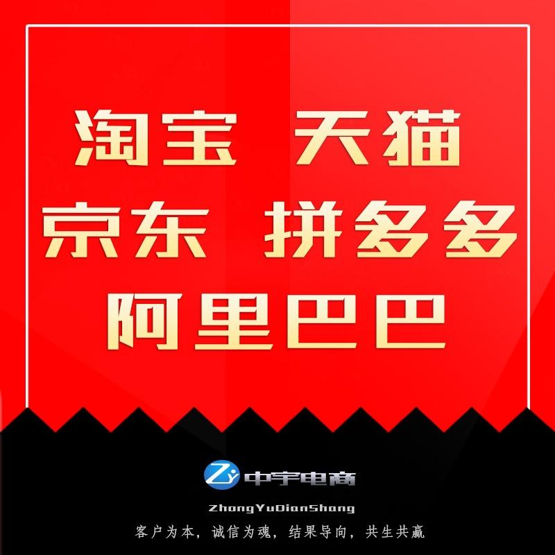 淘宝天猫拼多多京东闲鱼阿里巴巴微淘达人店铺电商网店粉丝通推广