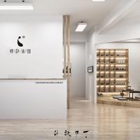 公装设计装修效果图 瑜伽馆母婴店 餐饮甜品店空间设计效果图