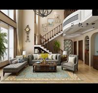 家装设计装修 新房装修设计 别墅装修设计效果图 样板间设计