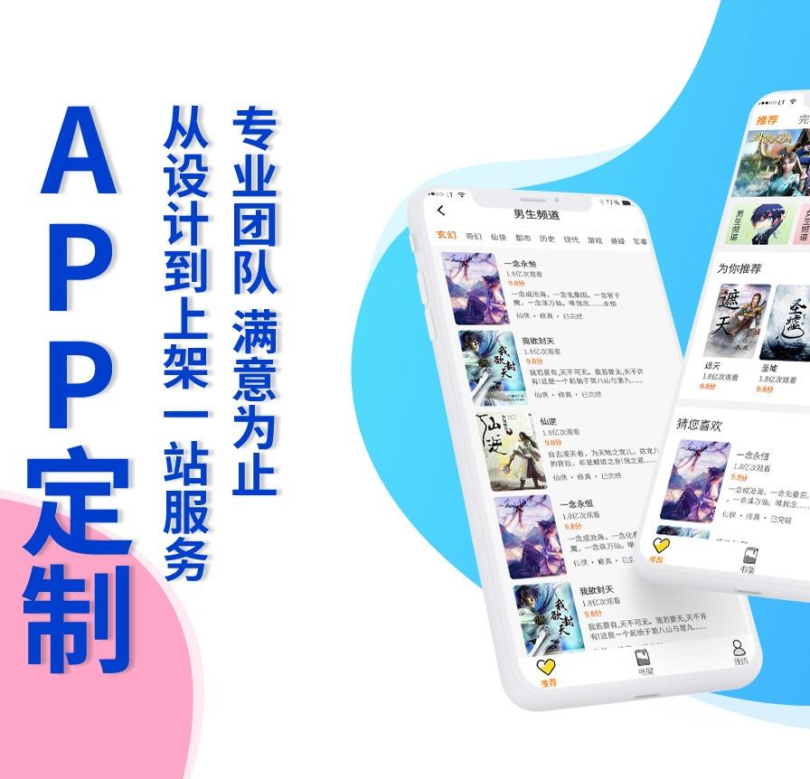 软件开发APP定制开发小程序开发