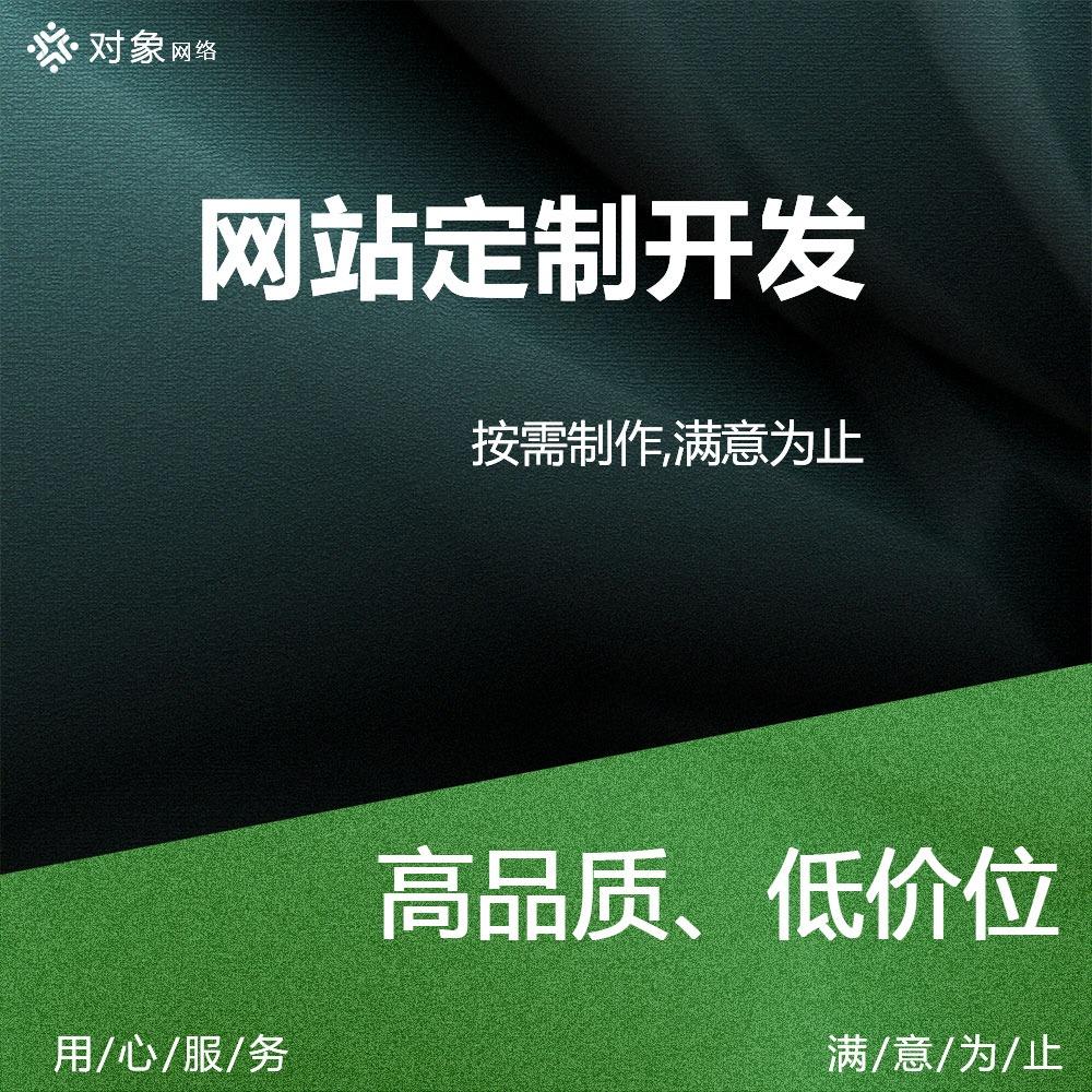 网站定制开发/集团网站开发/企业网站开发/专业类型开发