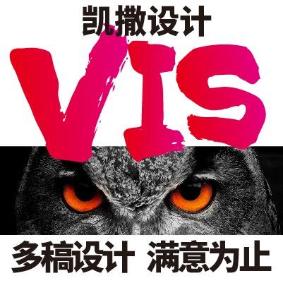 vi设计vis设计VI系统设计企业视觉识别系统设计升级导视