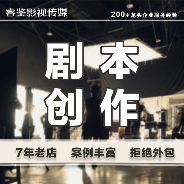 【动画剧本】剧集系列动画剧情剧本解说词 影视策划 短视频文案 策划