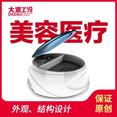 工业设计产品结构外观设计美容仪器医用红外耳温器体温计雾化器