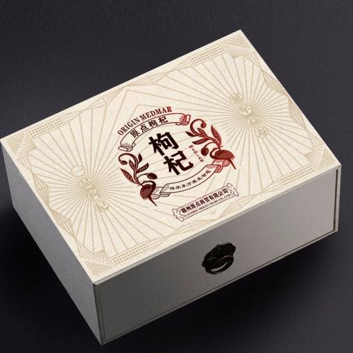 枸杞包装食品包装礼品包装产品包装包装盒设计平面包装标签设计