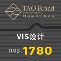 向与涛企业定制VIS 设计 品牌地产连锁餐饮食品教育全套VI 设计