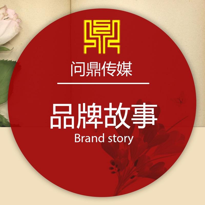 【品牌故事体验版】品牌故事品牌理念宣传画册品牌文化品牌广告语