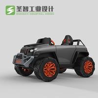 3D模型效果图渲染/模型渲染配色/产品材质渲染