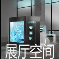 会展设计  展柜设计    企业展厅设计    科技展厅