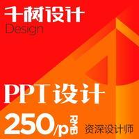 商务风简约文艺气质手绘IOS微立体质感中国风画册 ppt 设计