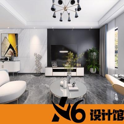 装修设计效果图设计室内设计家装设计小户型家庭装修新房装修别墅