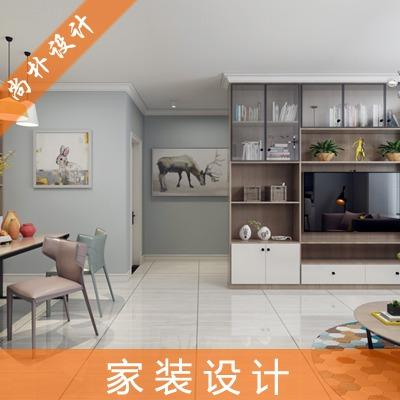 装修设计室内设计效果图设计家装效果图设计新房装修设计家装设计