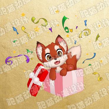 礼品网站需设计一个吉祥物 肥猫动漫设计 投标-猪八戒网