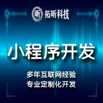 小程序开发/微信开发/小程序商城/H5开发制作/公众号开发