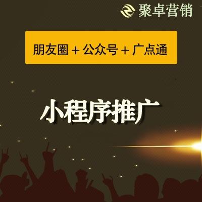 小程序推广企业品牌微信/ 支付宝/ 百度/ 小程序营销
