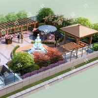 建筑/园林/景观/工程设计/CAD/效果图