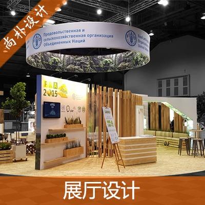 展厅装修设计展厅室内设计展厅效果图设计展柜装修设计形象柜设计