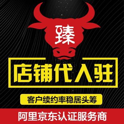 天猫京东代入驻店铺代申请网店代入驻一站式品牌入代运营服务