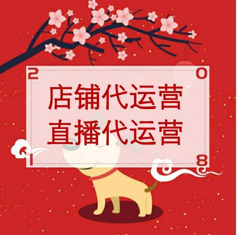 【原天猫团队】天猫淘宝直播代运营淘宝天猫代运营宝直播店铺代播