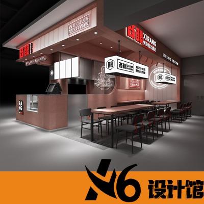 公装效果图办公室设计家装设计店铺设计餐厅设计购物空间酒店设计