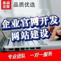 【企业官网】网站定制开发企业公司官网企业网站制作网站建设