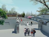 美丽乡村规划全域旅游振兴乡村规划设计资质乡村广场道路村口