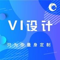 房产建设大气vi房地产教育金融企业VI导视VI系统设计全套