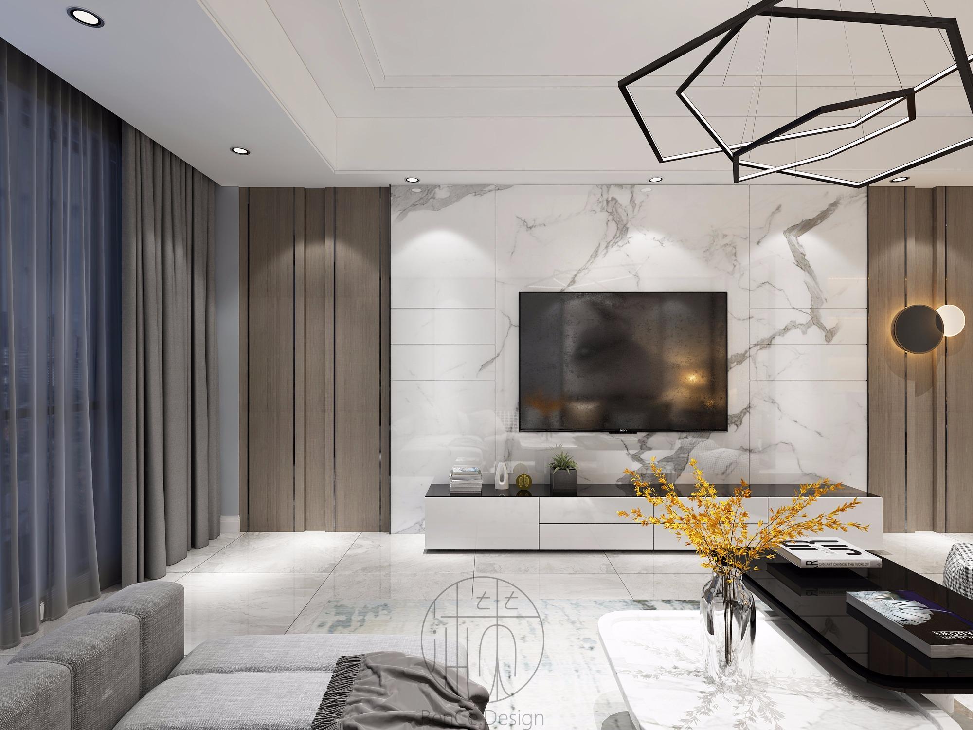 现代简约设计<hl>家装</hl>设计效果图设计室内设计
