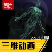 人物骨骼 动画 动物骨骼 动画 物体骨骼 动画 骨骼绑定