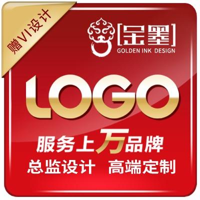 图形文字卡通科技房地产互联网品牌LOGO设计logo升级诊断