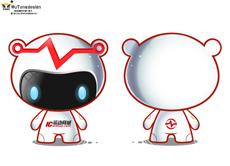 芯动商城网站吉祥物设计