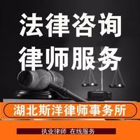 法律咨询律师在线服务起诉状答辩状遗嘱合同协议代写审核律师函