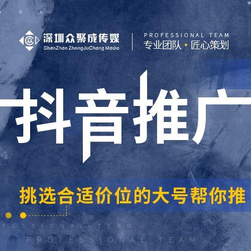 抖音营销推广网红KOL营销电商抖音营销推广