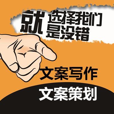 文案 策划 撰写公司品牌产品海报广告招商册宣传册画册文案文章写作