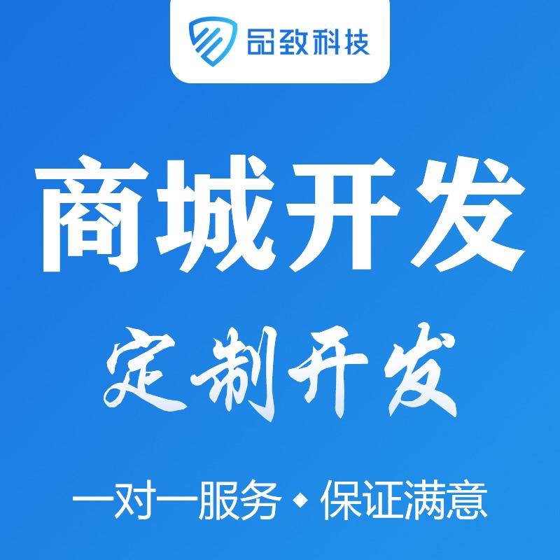 商城网站定制开发/拼团网站/积分商城/B2B/B2C/O2O