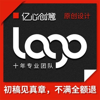 【中豫卡通logo设计】 商标设计公司品牌卡通互联网标志设计