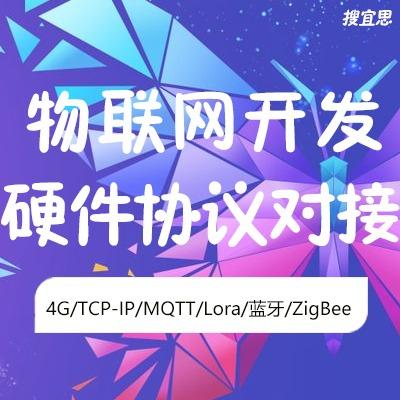 物联网开发 物联网软件开发 4G WIFI协议开发定制小程序